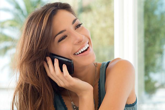 téléphone réseau