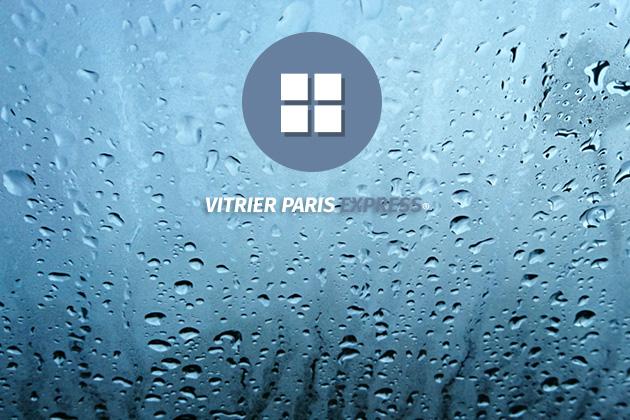 Présence De Condensation Dans Un Double Vitrage Vitrier Paris Express
